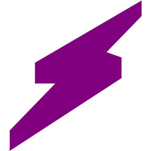 Purple Winamp Icon