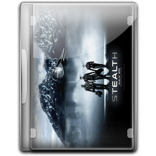 Stealth Icon English Movies Iconset Danzakuduro