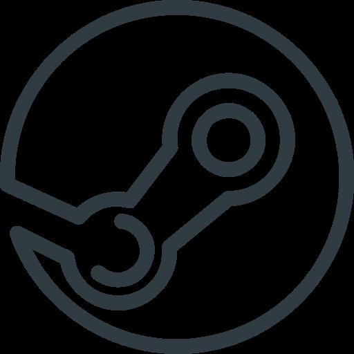 Steam Desktop Icon At Getdrawingscom Free Steam Desktop Icon