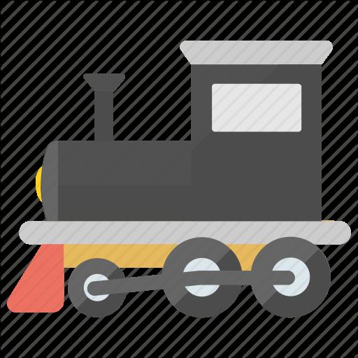 Doge Train, Steam Engine, Toy Train, Train Engine, Transportation Icon