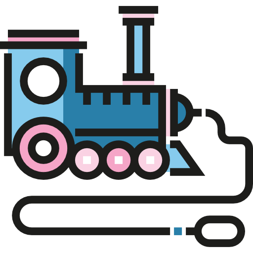 Locomotive, Steam, Tran