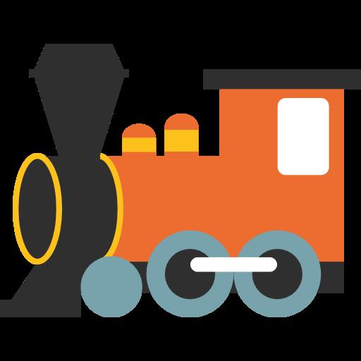 Steam Locomotive Emoji For Facebook, Email Sms Id