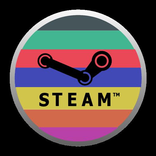 Steam Icon Icon