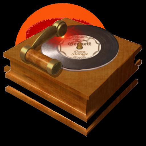 Steampunk Cd Dvd Burner Icon