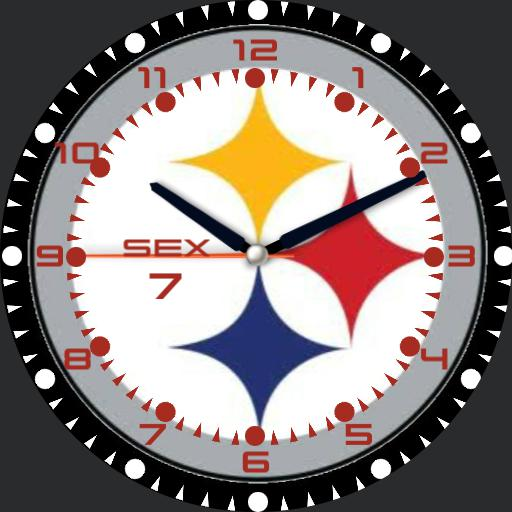 Nfl Steelers For G Watch R