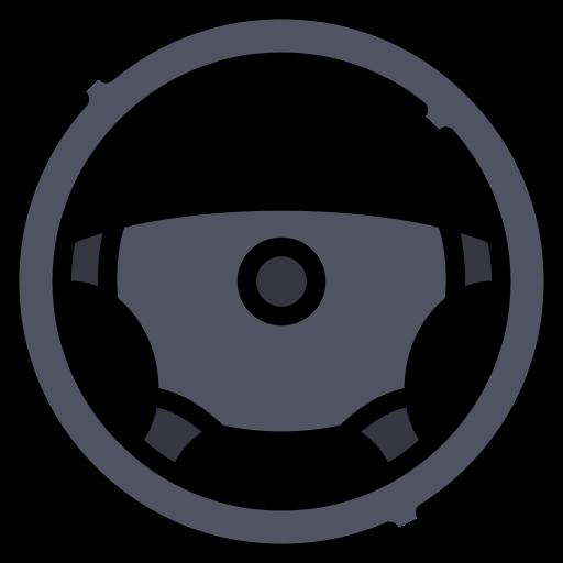 Steering Wheel Car Png Icon
