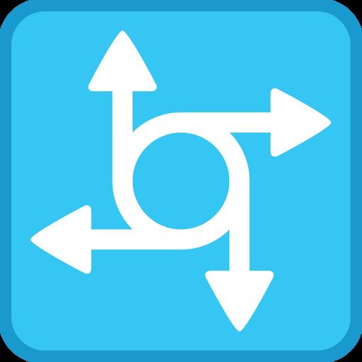 Access, Cisco, Networking, Server, Stencil, Visio Icon