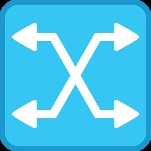Atm, Cisco, Networking, Stencil, Switch, Visio Icon