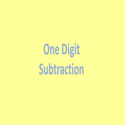 View Video One Step Word Problem Subtraction Genius Plaza