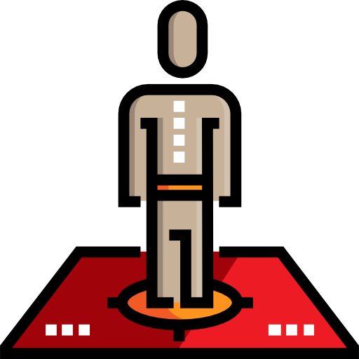 Stick Man, Assistance, Help, Stick, People, Stick Figure Icon