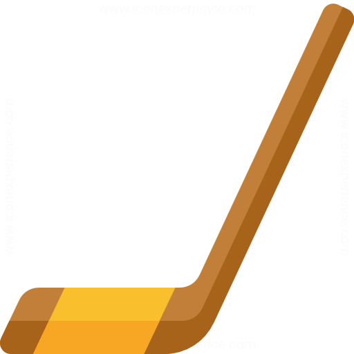 Iconexperience G Collection Hockey Stick Icon