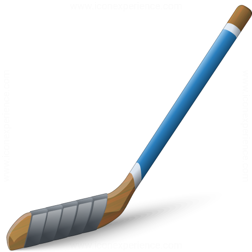 Iconexperience V Collection Hockey Stick Icon