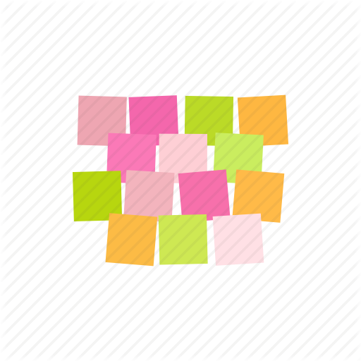 Notes, Post It, Sticker, Sticky Notes, Wall Sticker Icon