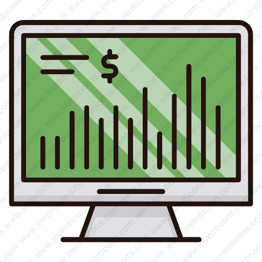 Download Stock,market,investment Icon Inventicons