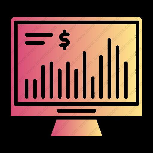 Download Stock,market Icon Inventicons