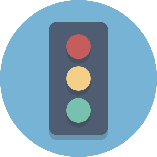 Traffic Light, Traffic Signal, Signal Icon