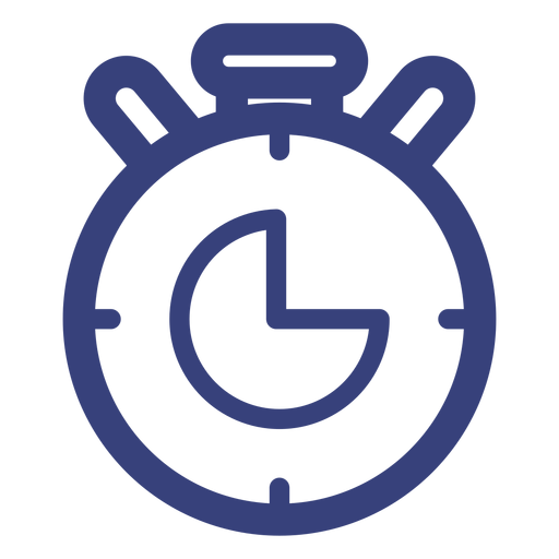 Stopwatch Stroke Icon