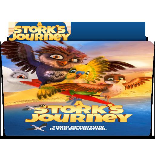 A Stork's Journey Folder Icon