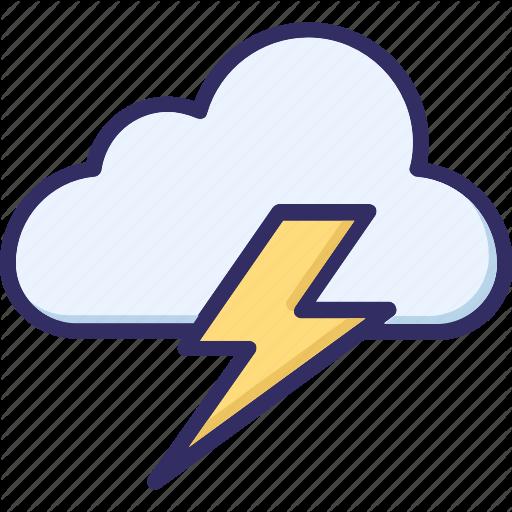 Cloud, Rain Storm, Sky, Storm Icon