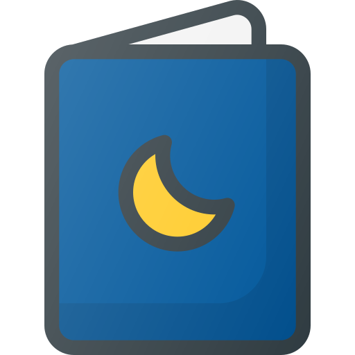 Baby, Children, Child, Book, Story, Night, Bedstory Icon Free