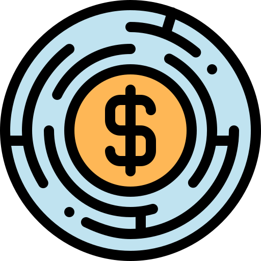 Labyrinth, Maze, Strategy Icon Free Of Banking Vol