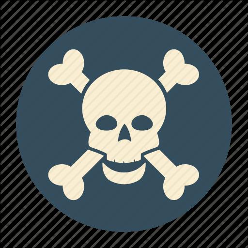 Alert, Lethal, Poison, Virus Icon