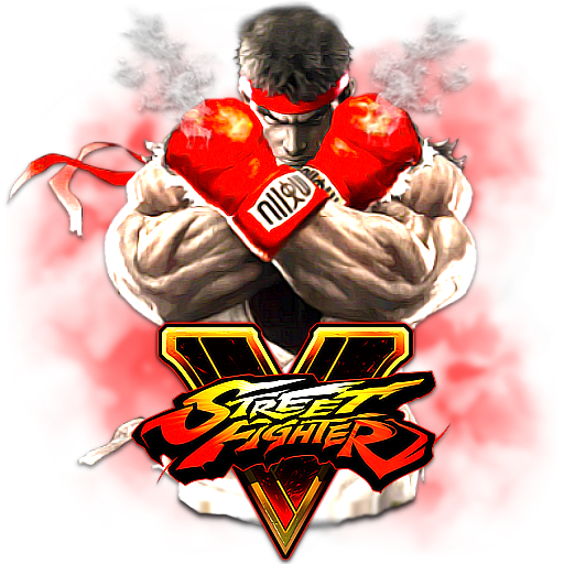 Street Fighter Logo Png Images In Collection