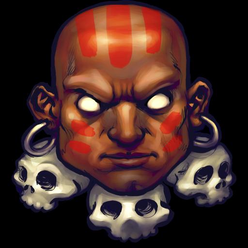 Street Fighter Dhalsim Icon Ultrabuuf Iconset Mattahan