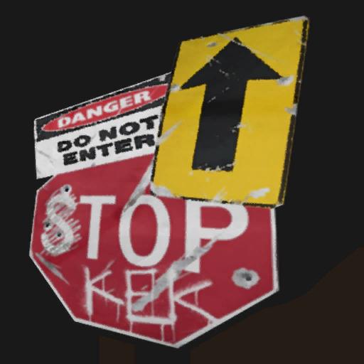 Road Signs Rust Wiki Fandom Powered