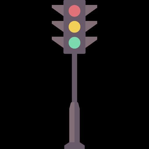 Road Sign, Traffic Light, Light, Stop Signal, Buildings, Stop