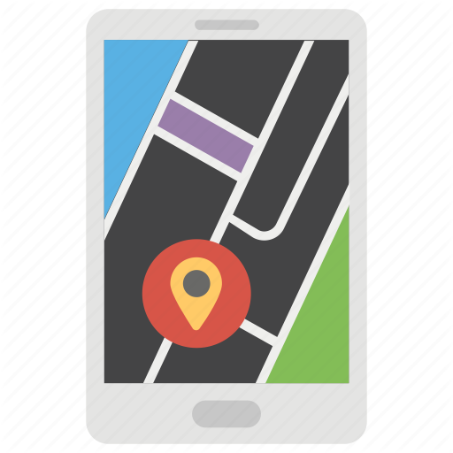 Gps, Live Street View, Map Location, Street Direction, Street