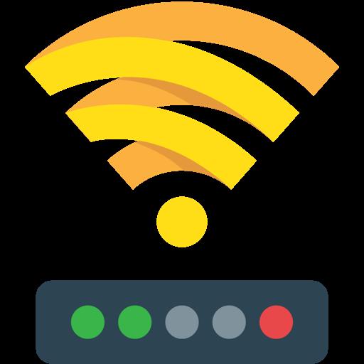 Wifi Signal Strength Status Appyogi Software