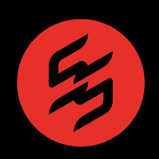 Cropped Smarter Strength Logo Red Icon Black Txt Lockup
