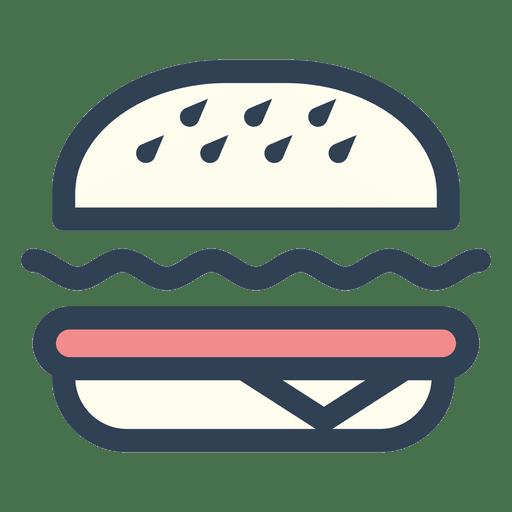 Vector Burger Design Huge Freebie! Download For Powerpoint