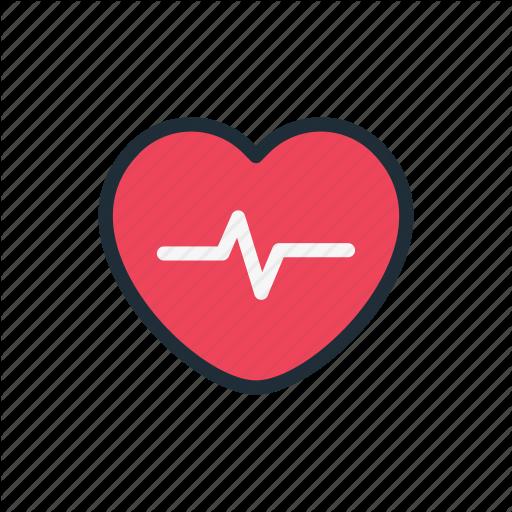 Attack, Cardio, Heart, Life, Medicine, Pulse, Stroke Icon
