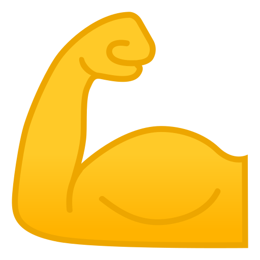 Muscle Emoji Meaning With Pictures From A To Z