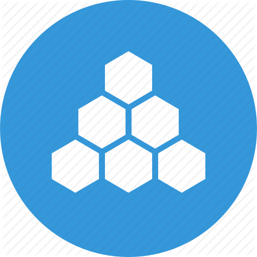 Company Structure, Hierarchy, Honeycomb, Structure Icon