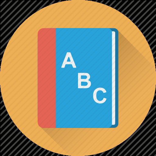 Book, Education, English, English Book, Study Icon