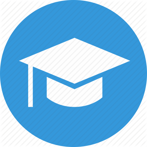 Graduate, Hat, Learn, School, Study Icon