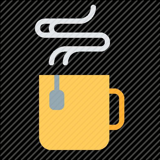 Coffee, Drink, Hot, Mug, Office, Refreshment, Stuff Icon