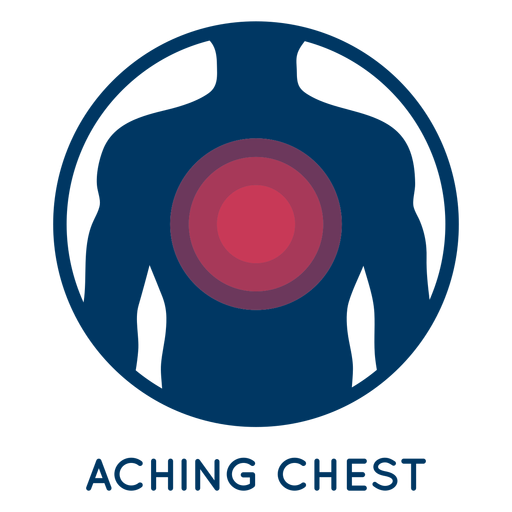 Aching Chest Icon