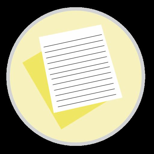 Text Edit Icon Mac Stock Apps Iconset Hamza Saleem
