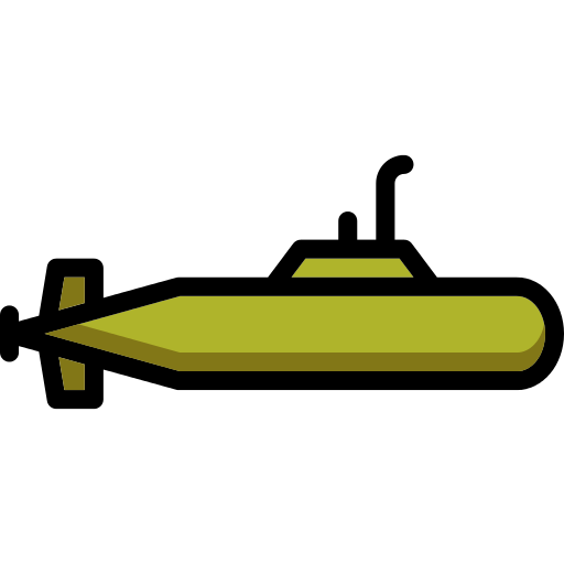 Submarine Png Icon
