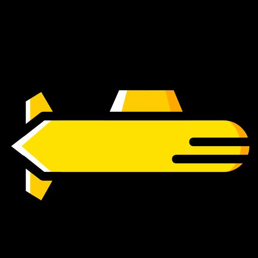 Submarine Transport Png Icon