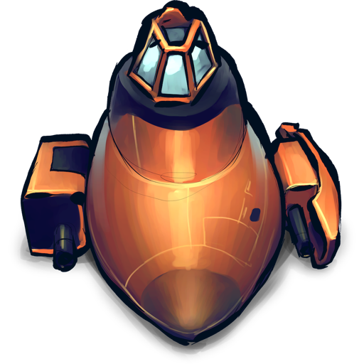 Things Submarine Icon Ultrabuuf Iconset Mattahan