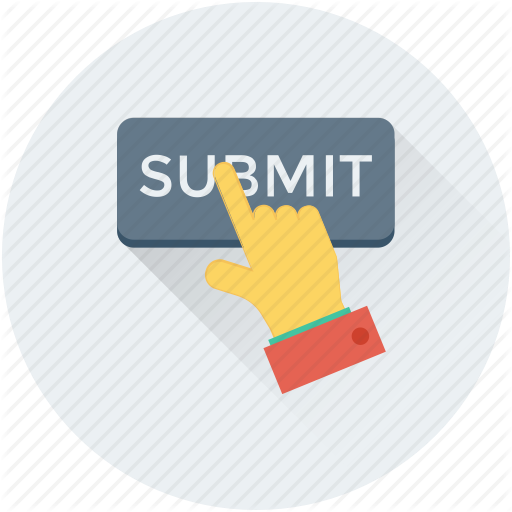 Hand Gesture, Interface, Submit, Submit Application, Submit Button