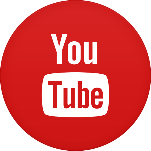 Circle Youtube Icon Transparent Png