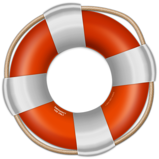 Red Life Saver Icon Free Download As Png And Icon Easy