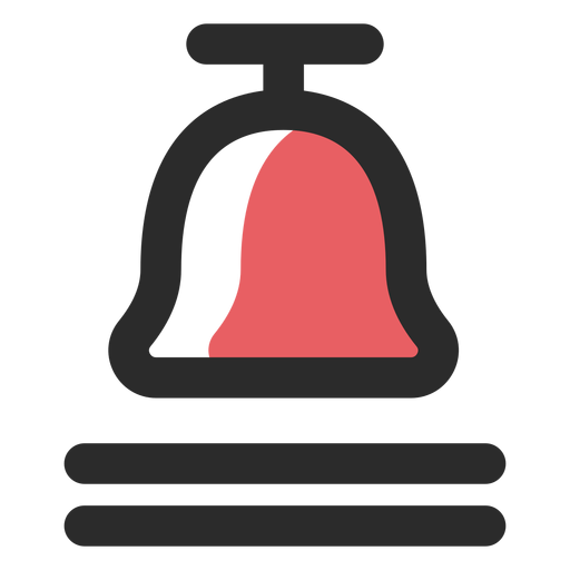 Call Bell Colored Stroke Icon