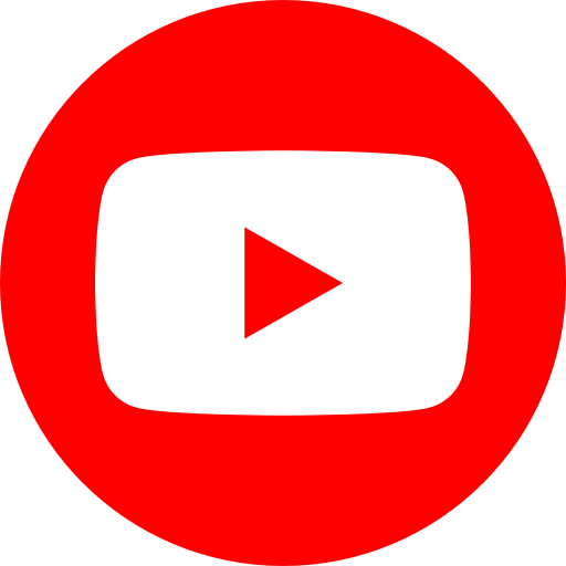 App, Logo, Media, Popular, Social, Youtube Icon